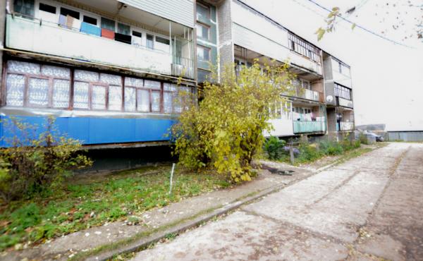 Двухкомнатная квартира в селе Болычево Волоколамского района